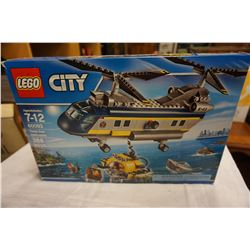 LEGO DEEP SEA HELICOPTER SET