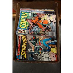 LOT OF 100 COLLECTIBLE COMICS