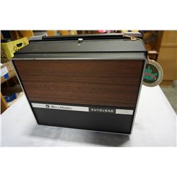BELL HOWELL AUTO LOAD PROJECTOR
