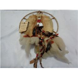 MOON RAVEN NATIVE DREAM CATCHER