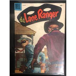 THE LONE RANGER (DELL COMICS) 1955