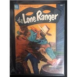 THE LONE RANGER (DELL COMICS)
