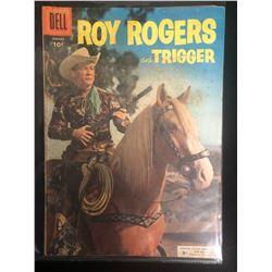 ROY ROGERS & TRIGGER #97 (DELL COMICS)