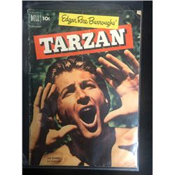 TARZAN #29 (DELL COMICS) 1952