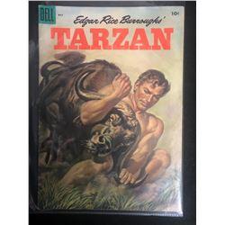 TARZAN #68 (DELL COMICS) 1955