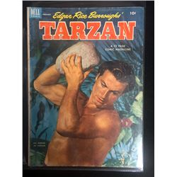 TARZAN #41 (DELL COMICS) 1953