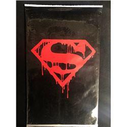 Superman #75 (DC Comics) Black Bag Death of Superman