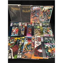COMIC BOOK LOT (DEATHMATE/ RIPCLAW...)