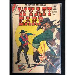 Wyatt Earp Frontier Marshal Western Comic Book