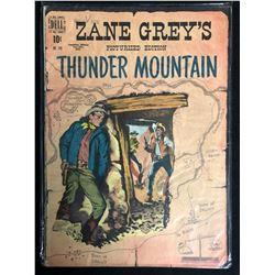 Zane Grey's Thunder Mountain #246 (Dell Comics)