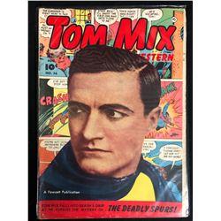TOM MIX WESTERN #56 (FAWCETT PUBLICATION) 1952