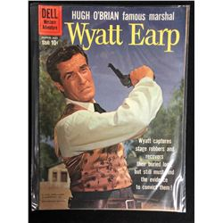 Famous Marshal Wyatt Earp #10 (Dell Comics) 1960