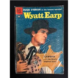Famous Marshal Wyatt Earp #921 (Dell Comics) 1958