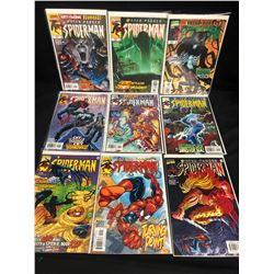 PETER PARKER SPIDER-MAN COMIC BOOK LOT (MARVEL COMICS)