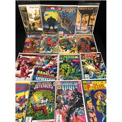 COMIC BOOK LOT (VARIOUS COMICS),