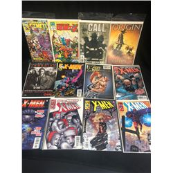 COMIC BOOK LOT (X-MEN...)