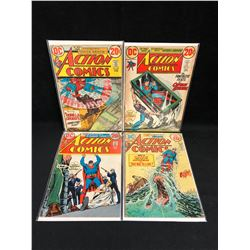 ACTION COMICS COMIC BOOK LOT (DC COMICS)