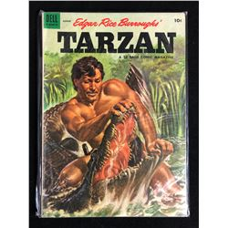 TARZAN COMIC BOOK (DELL COMICS)