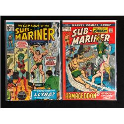 SUB-MARINER COMIC BOOK LOT (MARVEL COMICS)