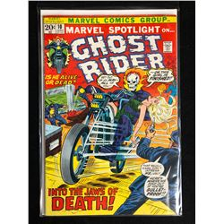 GHOST RIDER #10 (MARVEL COMICS)