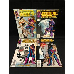 HAWKEYE COMIC BOOK LOT (MARVEL COMICS)