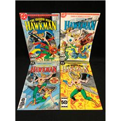 THE SHADOW WAR OF HAWKMAN COMIC BOOK LOT (DC COMICS)