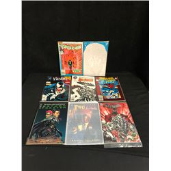 COMIC BOOK LOT (SPIDER-MAN/ BATMAN...)