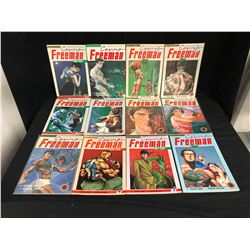CRYING FREEMAN COMIC BOOK LOT (VIZ COMICS)