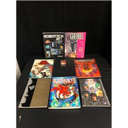JAPANESE GRAPHIC NOVEL LOT