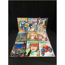 ROBOTECH THE NEXT GENERATION COMIC BOOK LOT