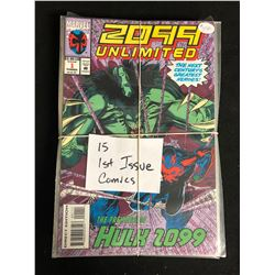 2099 UNLIMITED #1 COMIC BOOK LOT(MARVEL COMICS)