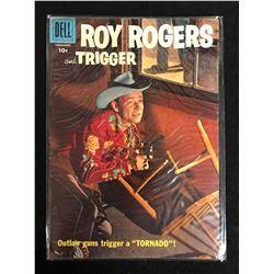 ROY ROGERS & TRIGGER (DELL COMICS)