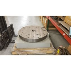 RUCKLE MRT 800 ROTARY TABLE