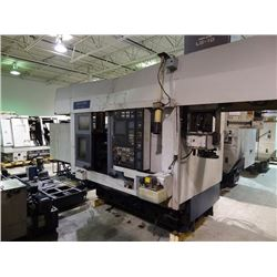 MORI SEIKI MODEL RL253 TWIN SPINDLE CHUCKER WITH GANTRY LOADER
