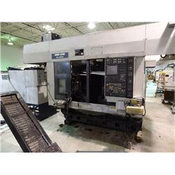 MORI SEIKI RL253 TWIN SPINDLE CHUCKER WITH GANTRY LOADER