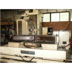 OKK MCH-800 CNC HORIZONTAL MACHINING CENTER