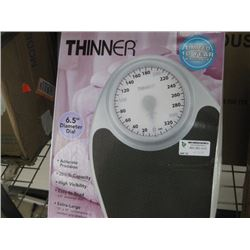THINNER WEIGHT SCALE