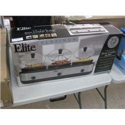 ELITE PLATINUM SLOW COOKER BUFFET