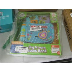 LEAP FROG HUG AND LEARN BOOK