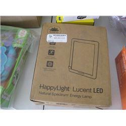 HAPPY LIGHT LUCENT LED ENERGY LAMP