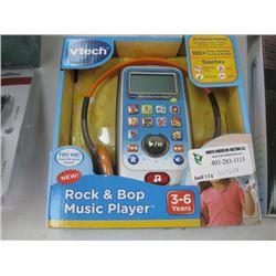 VTECH MUSIC PLAYER