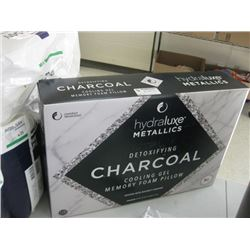 HYDRALUXE CHARCOAL PILLOW