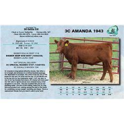 3C AMANDA 1943
