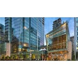 Shangri-La Hotel. One night stay with valet parking and breakfast. Value $750.