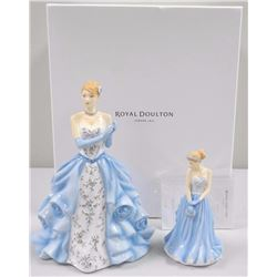Catherine and Kate - Royal Doulton - London 1815.