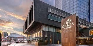 Delta Hotel: 1 night stay with city view room. Value $400.