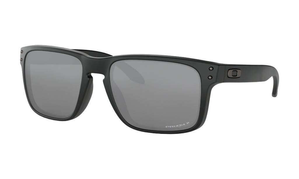 Mens/Unisex Oakley Holbrook Matte Black/Grey Prizm Sunglasses. Value $226.
