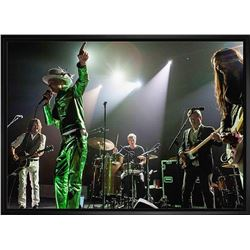"The Tragically Hip Canvas Framed - 20x29"" - Gord."