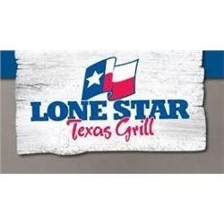 Lonestar Gift Certificate. Value $50.