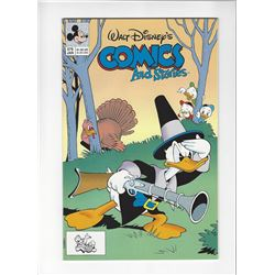 Walt Disneys Comics and Stories Issue #579 by Disney Comics